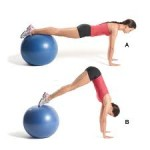 Want Stability, Exercise – Swiss balls